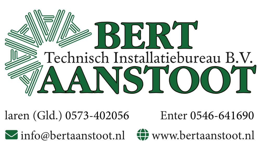 Bert Aanstoot logo